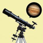 Come osservare i pianeti con un telescopio