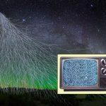 Come rivelare i raggi cosmici con una TV