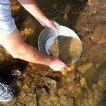 Come cercare l'oro in fiumi e torrenti