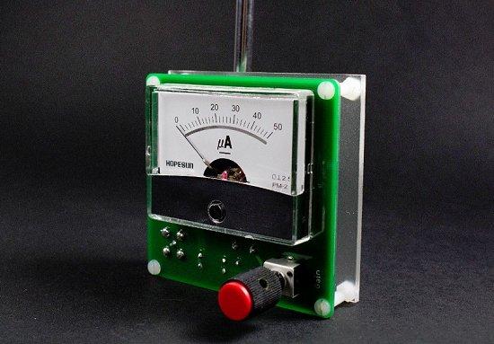 Schema Elettrico Walkie Talkie : Come costruire un misuratore di campo rf esperimentanda