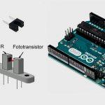 Gli opto-interruttori: due impieghi con Arduino