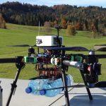 Quale è il carico utile effettivo di un drone?