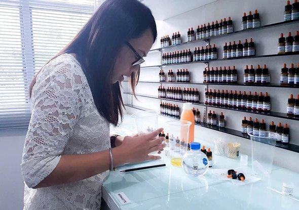 Come creare un profumo personalizzato ESPERIMENTANDA
