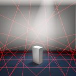 Come realizzare un sistema di allarme laser